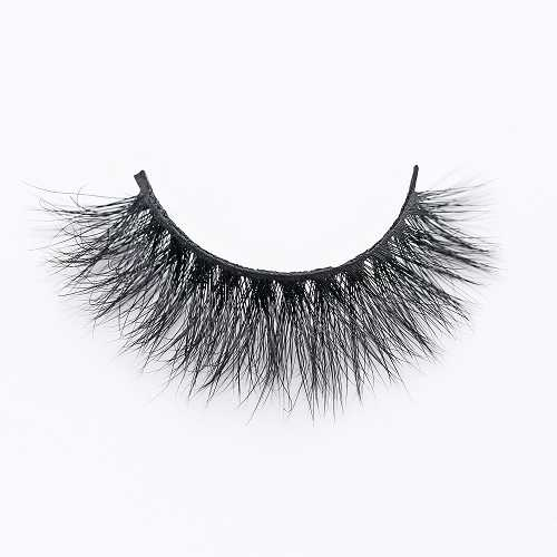 Natural mink lashes DJ54