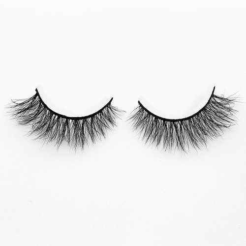 Natural mink lashes DJ61